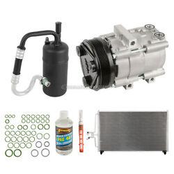For Ford Escape And Mercury Mariner Oem Ac Compressor W/ Condenser Drier Csw