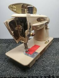 Singer Rocketeer 503a Sewing Machine Professionally Refurbished Recently