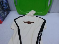 Harley Davidson White And Black Turtle Neck Long Sleeve Sweater Size M Womenand039s