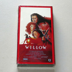 New Sealed Willow 1988 Vhs, Video Tape Val Kilmer Ron Howard George Lucas