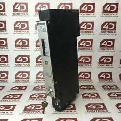 Symax / Square D 8020 Scp-423 Cpu Module 3.5a 5v Floating Pt Used C1
