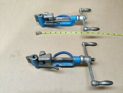 Lot Of Two 2 Band-it Denver Strapping Banding Tool C00169