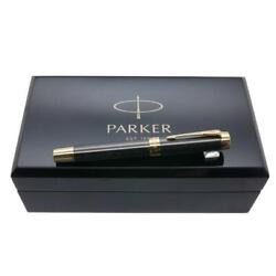 Parker Parka Fountain Pen Limited Edition Duofold Good Fortune Grey Gt