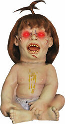 Halloween Prized Possession Animated Baby Zombie Possessed Prop Decoration