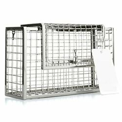 Women Chain Crossbody Bags Iron Cage Metal Hollow Out Cage Evening Silver $41.98