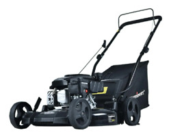 Powersmart Push Lawn Mower 21 In. 170 Cc Gas-powered Adjustable Cutting Height