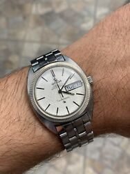 Vintage Omega Constellation Cal. 751 168.029 Automatic Swiss Mens Watch