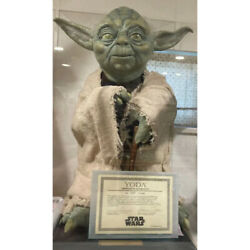 Star Wars Yoda Limited To 9500 Life-sized Figures Worldwide From Japan