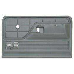 Interior Door Panel Skin Overlay For 1973-1979 Ford Saddle