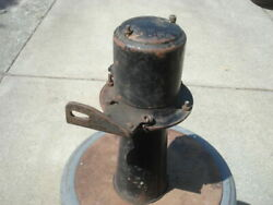Vintage Klaxon Or Delco Horn From The 1920s