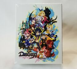 Disgaea 5 Complete Limited Edition Brand New Sealed Rare Us Version