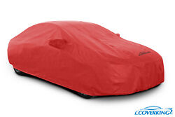 Coverking Red Triguard Tailored Car Cover For Ford Pinto- Made To Order