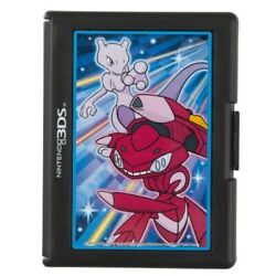 Pokemon Center Original Card Holder Featuring Red Genesect Vs Mewtwo