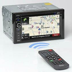 Boss Audio Systems Bv9386nv Car Gps Navigation - Double Din, Bluetooth Audio And