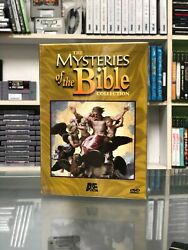Mysteries Of The Bible Collection Dvd, 2007, 7-disc Set - Brand New/unopened