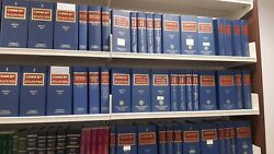 Current Law Statutes Annotated Complete Set Joblot Library