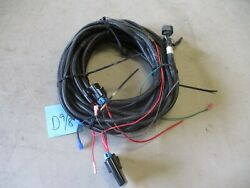 Nos Cable Harness For Equipment, Military 5010643b Rev B02