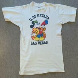 Special Vintage Mickey Mouse Las Vegas T-shirt