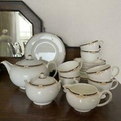 Wedgwood Cavendish Tea Set For People It Also Has Cake Plate.