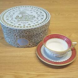 Wedgwood Queen Of Hearts Cup Saucer