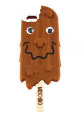 Moschino Silicone Chocolate Popsicle Iphone 5/5s/5c Case
