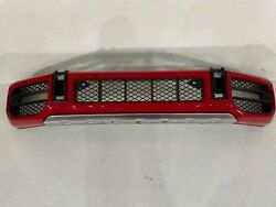 Mercedes Benz G63 Front Bumper Oem Factory 2019/20/21 With Grills