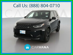 2020 Land Rover Discovery Sport Se R-dynamic Sport Utility 4d Knee Air Bags Am/fm Stereo Fandr Parking Aid Hill Launch Assist Power Steering Led