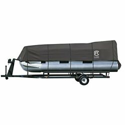 Classic Accessories Stormpro Heavy-duty Pontoon Boat Cover Fits Pontoon Boats 2