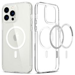 Iphone 13 Pro Max Pro Mini Case Spigen ®[ Ultra Hybrid Mag ] Clear Magsafe Cover