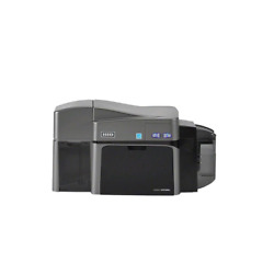Fargo Dtc1250e Dual-sided Id Card Usb Printer With Magnetic Stripe Encoder And Omn