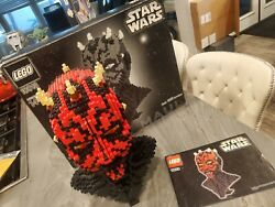 Lego 10018 Ucs Darth Maul Ultimate Collector Series Complete W Box/instructions