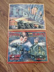 Vingtage-style Lionel Trains Tin Sign Metal Decor Pictures From Hallmark