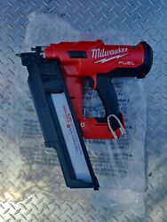 Milwaukee M18 Fuel 21 Degree Framing Nailer 2744-20 Tool Only New In Box