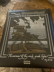 King James Dramatized Old And New Testaments On 48 Audio Tapes 1978 Missing One
