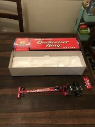 Nhra Signed Kenny Top Fuel Limited Edition 50th An Budweiser Diecast Drag Car