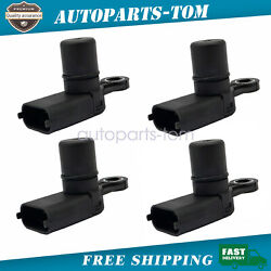 4 X Camshaft Position Sensors Fit For Chevy Chevrolet Camaro 9-5