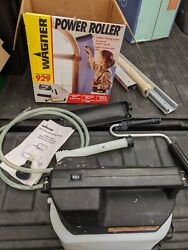 Wagner Power Roller Cordless Painting System Model 929
