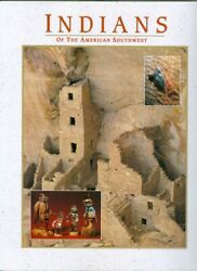 History-american Frontier-indians Of Southwest-tribes-arts-crafts-culture-guide