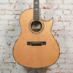 Larrivee C10e Rosewood Deluxe W/ Florentine Cutaway And Hsc X2120 Used