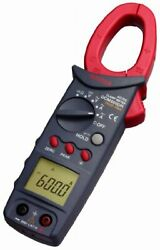 Sanwa Digital Clamp Meter Dcm-600dr Free Shipping With Tracking New From Japan