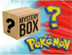 🌈 Pokemon Card Mystery Box Loaded Booster Packs, Etb, Graded, Raw Cards ++
