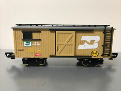 Gold Rush Express Train New Bright Replacement 186 Freight Car G Scale