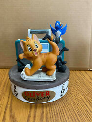 Disney Musical Memories Limited Edition Oliver And Company Music Box