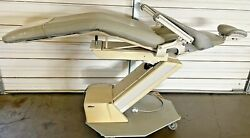 Adec Priority Model 1005 Dental Patient Exam Chair W/ Gray Upholstery