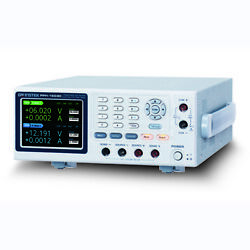 Instek Pph-1503d 2 Channel Programmable High Precision Dc Power Supply