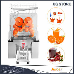 Faucet Press Juicer Juicers Machine Commercial Extractor Mill Stainless Steel