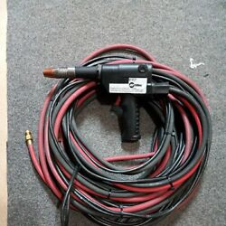 Miller Xr-a / Control 30 Push-pull Gun W30ft Cables Recently Rebuilt.mint