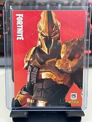 Fortnite Series 2 Ultima Knight Legendary Outfit Base Card 186 Rare Sp Read