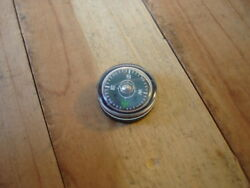 1 Original Buckmaster 184 Small Compass For The Pommel On Buck Knife No Knife