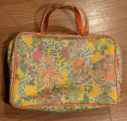 Lilly Pulitzer for Target Weekender Happy Place Travel Cosmetic Bag $24.99